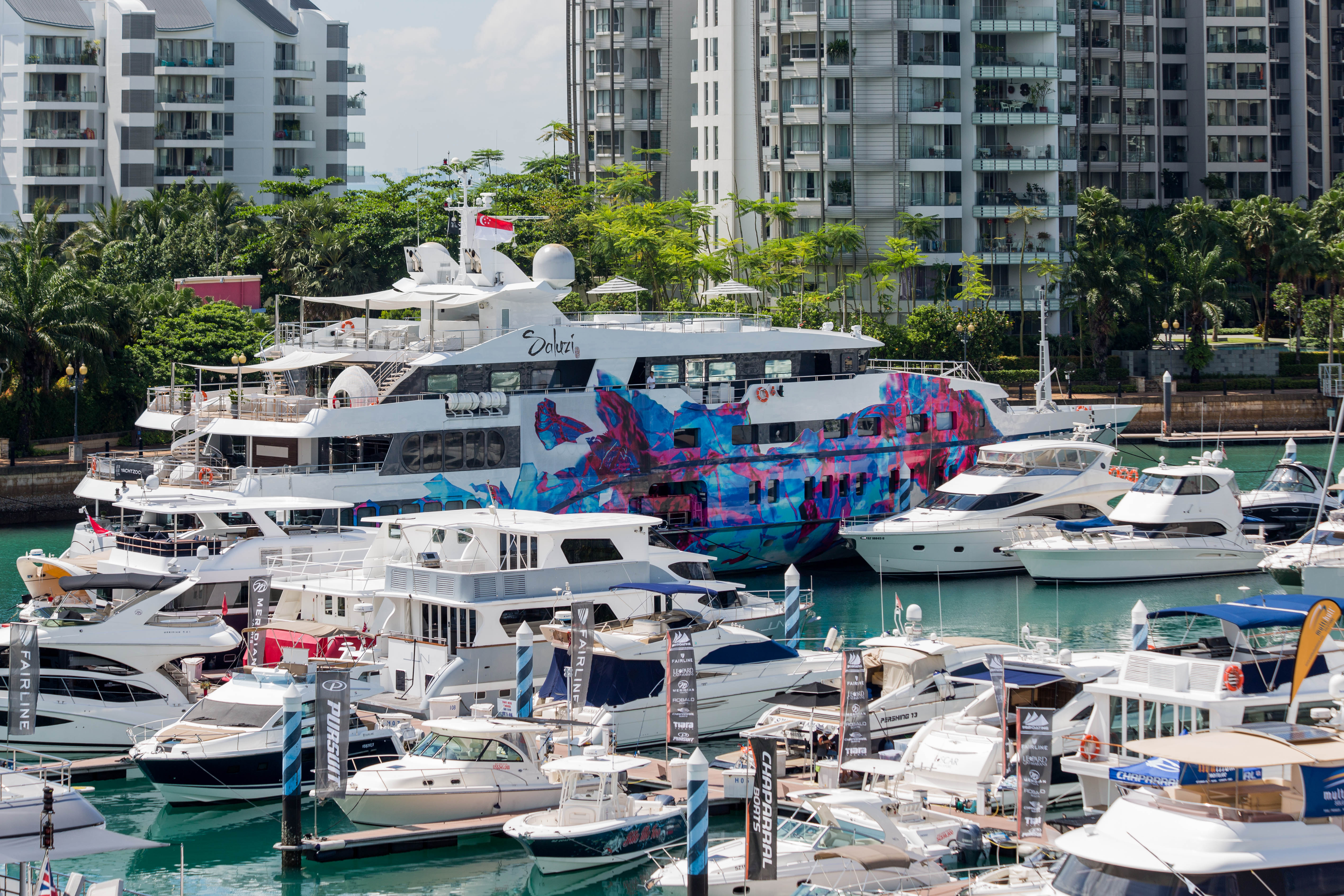 6 Things to enjoy at the Singapore Yacht Show