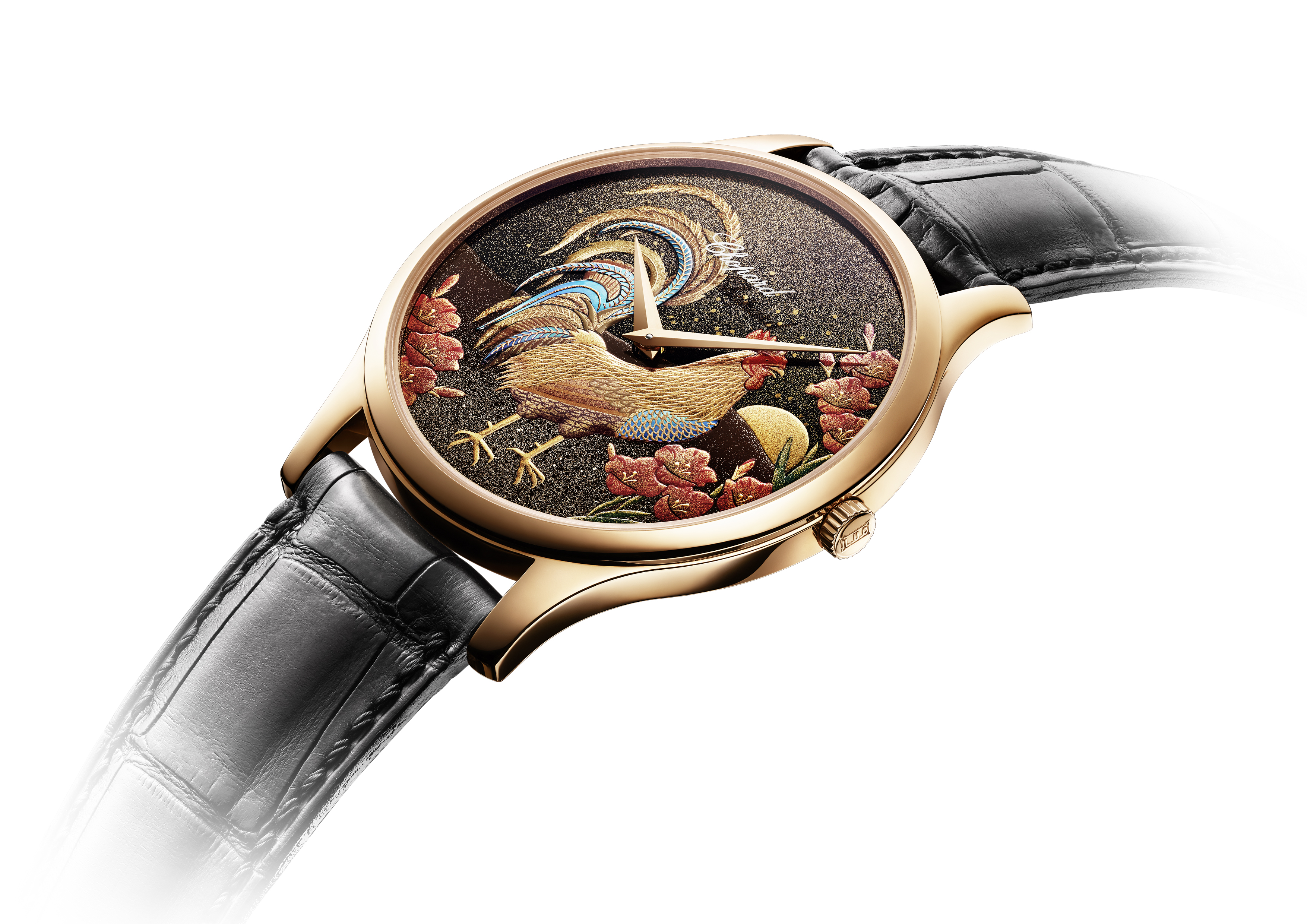8 Lucky Year of the Rooster Timepieces