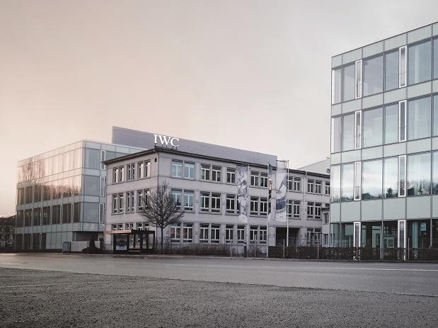 Manufacture Visit: IWC Schaffhausen
