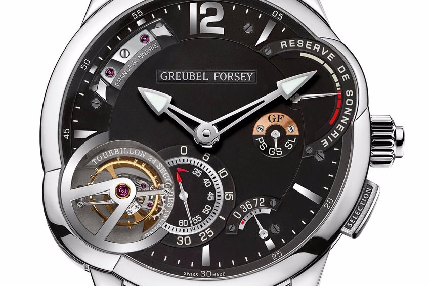 SIHH 2017 Highlights: Greubel Forsey