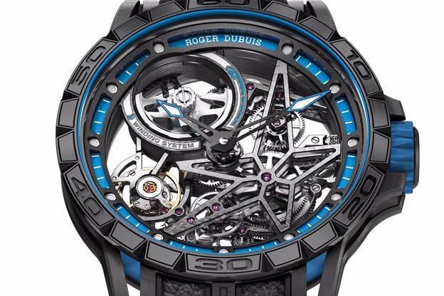 SIHH 2017 Highlights: Roger Dubuis