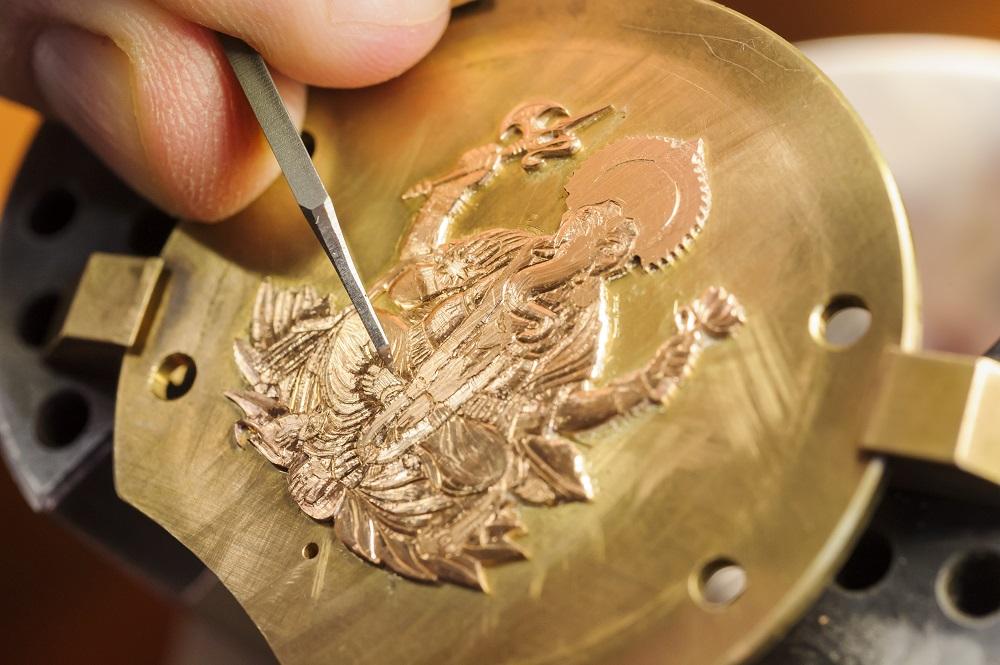 Watch Brands Make Use of Japanese Craft