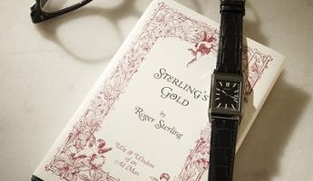 "Jaeger-LeCoultre's Grande Reverso Ultra Thin 1931 ""Tribute to Mad Men"" timepiece"