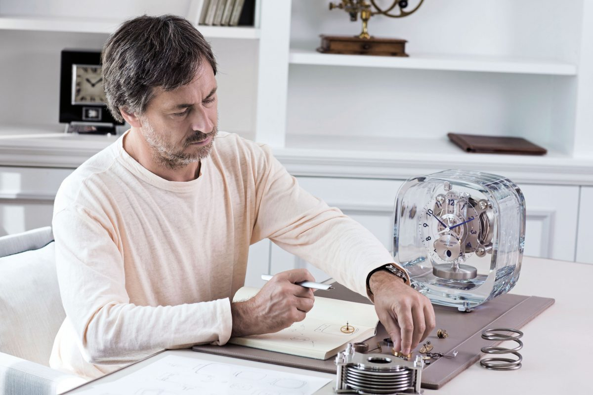 Marc Newson on working with Jaeger-LeCoultre