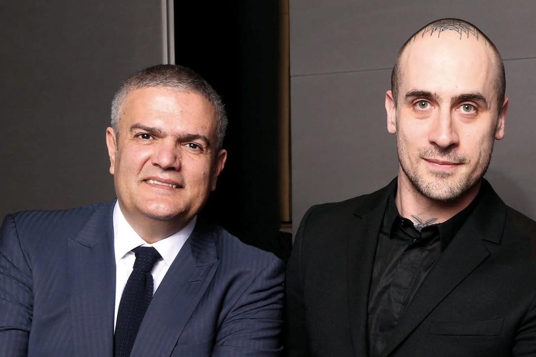 Maxime Büchi on working with Hublot