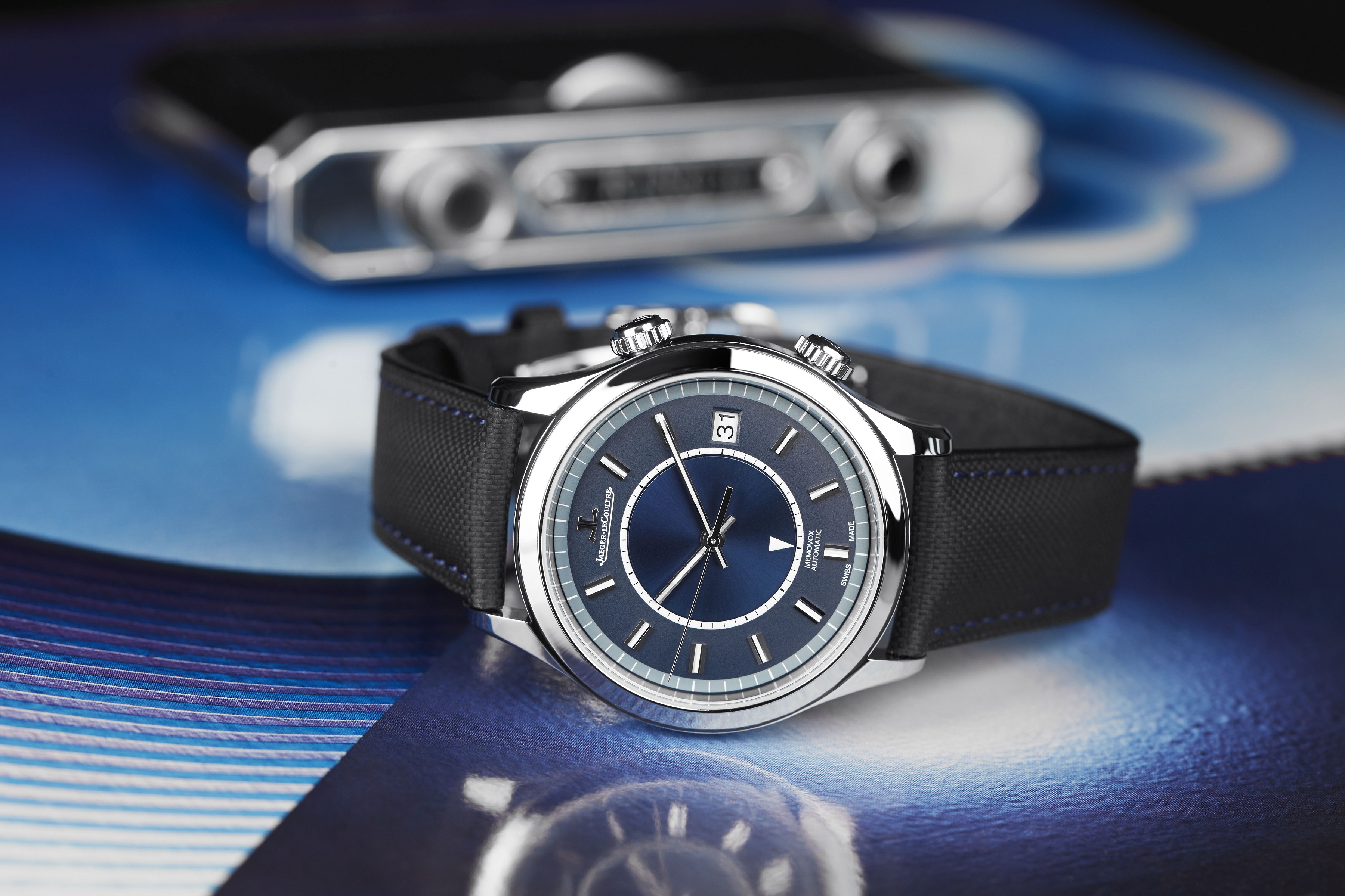 Jaeger-LeCoultre's new Master Memovox Boutique Edition