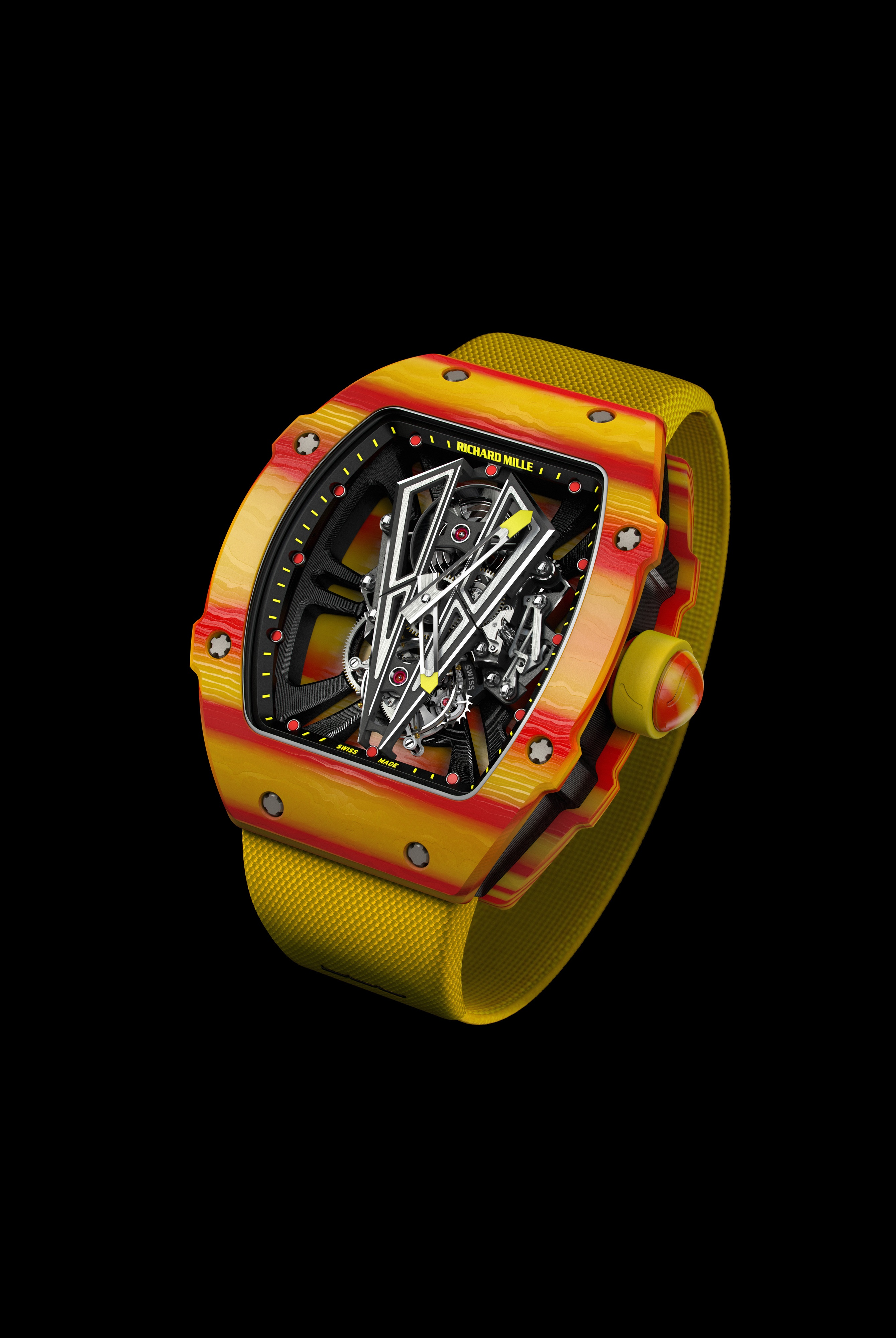The sixth Richard Mille and Rafael Nadal collaboration