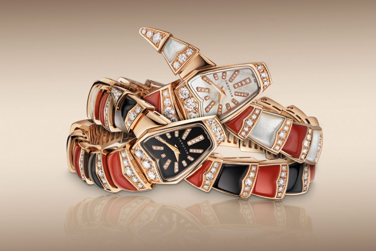 Bulgari's watchmaking prowess displayed