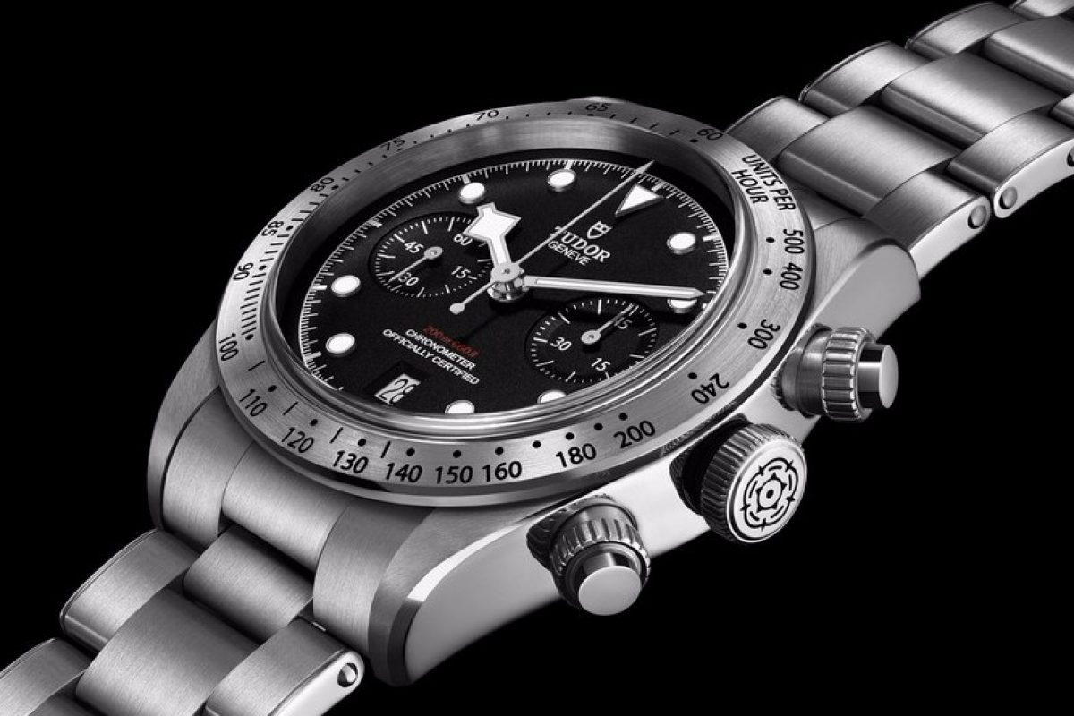 More Reason To Buy A Tudor Heritage Black Bay