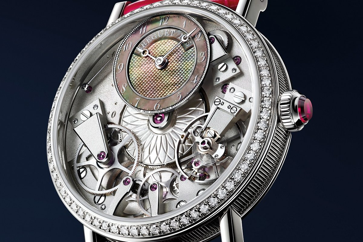 Which leading ladies have inspired Breguet?