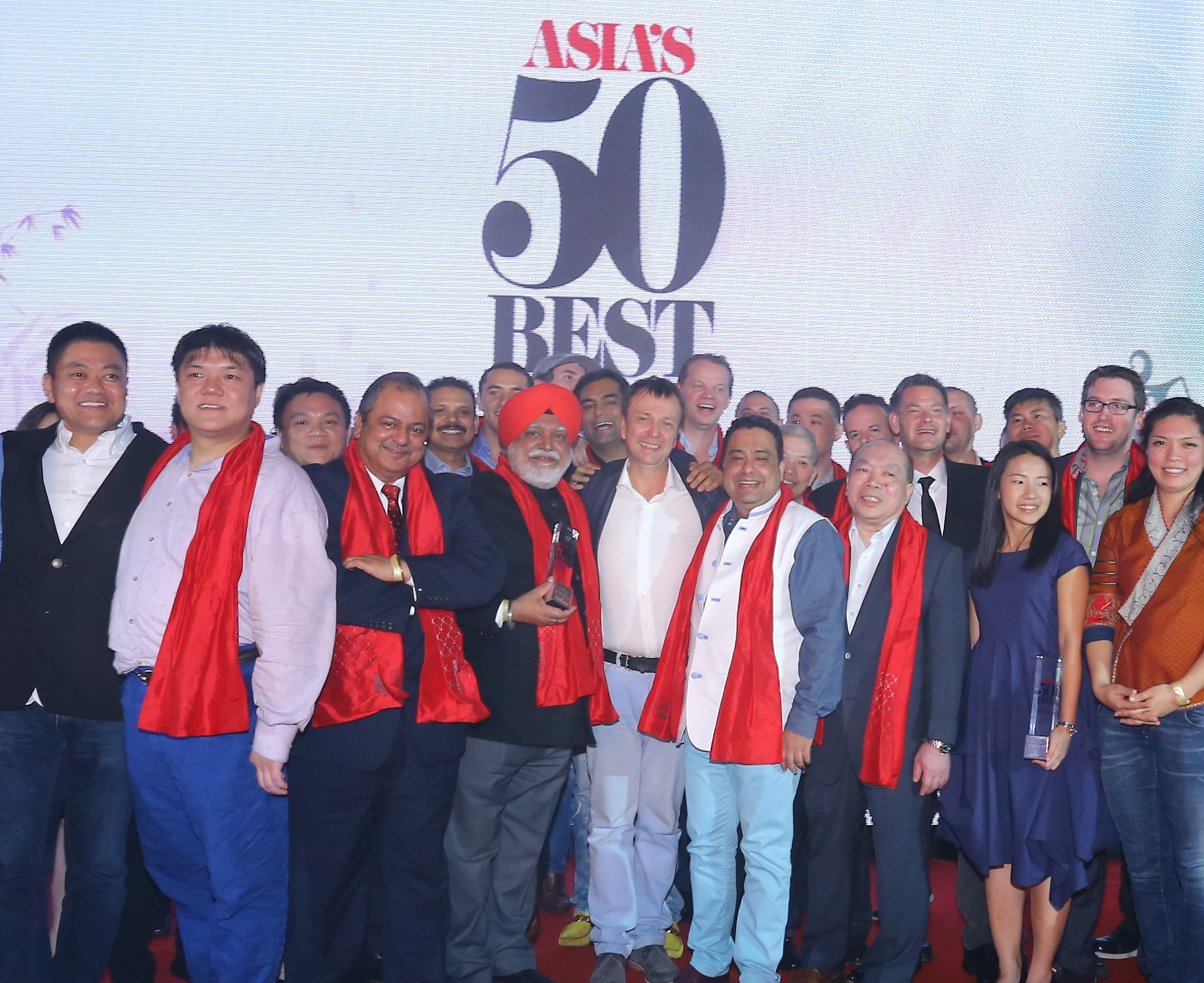 Asia's 50 Best: 10 Chefs to Watch