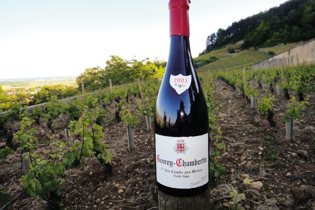 Domaine Fourrier's Twist Of Fate