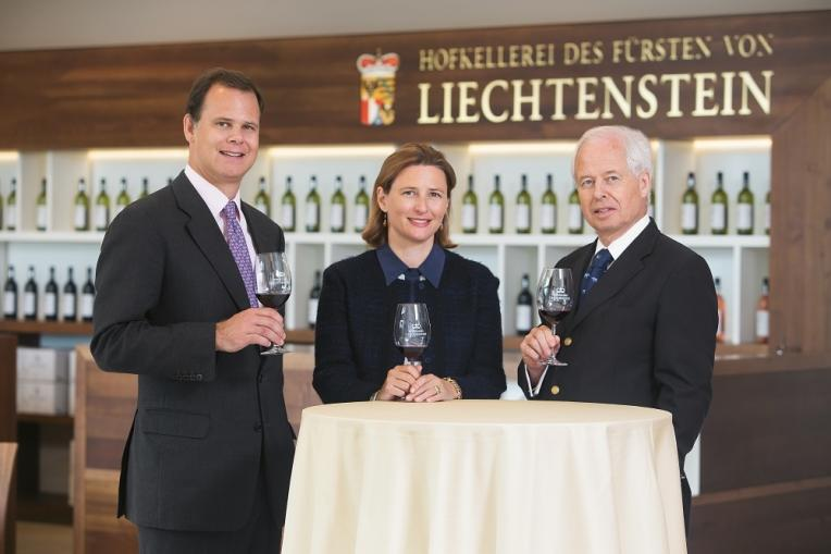 Princess Marie: On Liechtenstein's Princely Wine