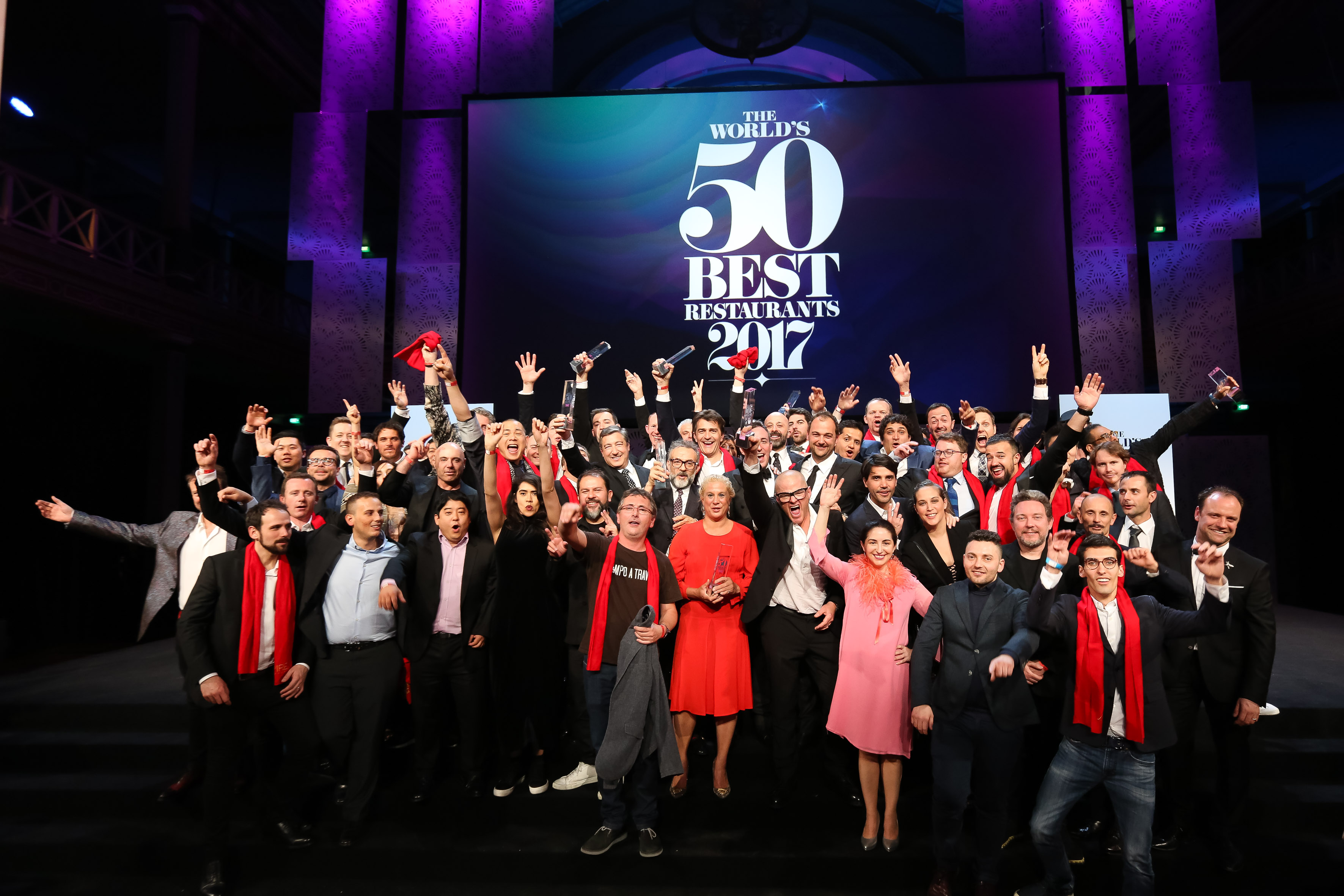 Eleven Madison Park tops World's 50 Best