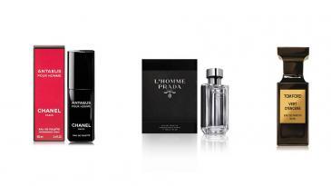 mens luxury fragrances winter