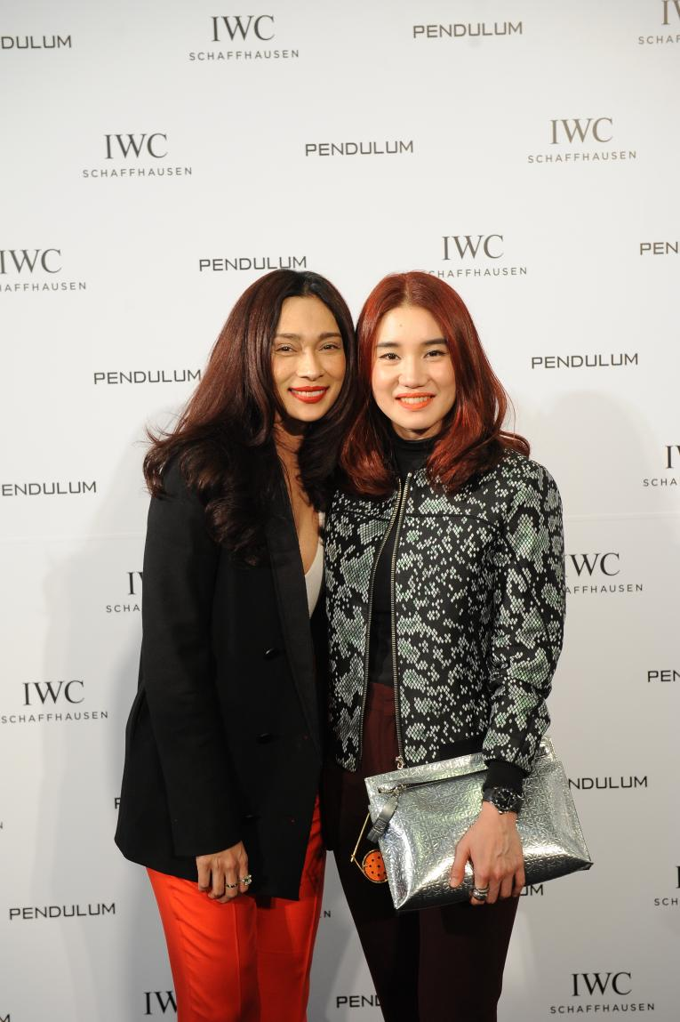 IWC Schaffhausen celebrated the grand opening of its new boutique at Siam Paragon.