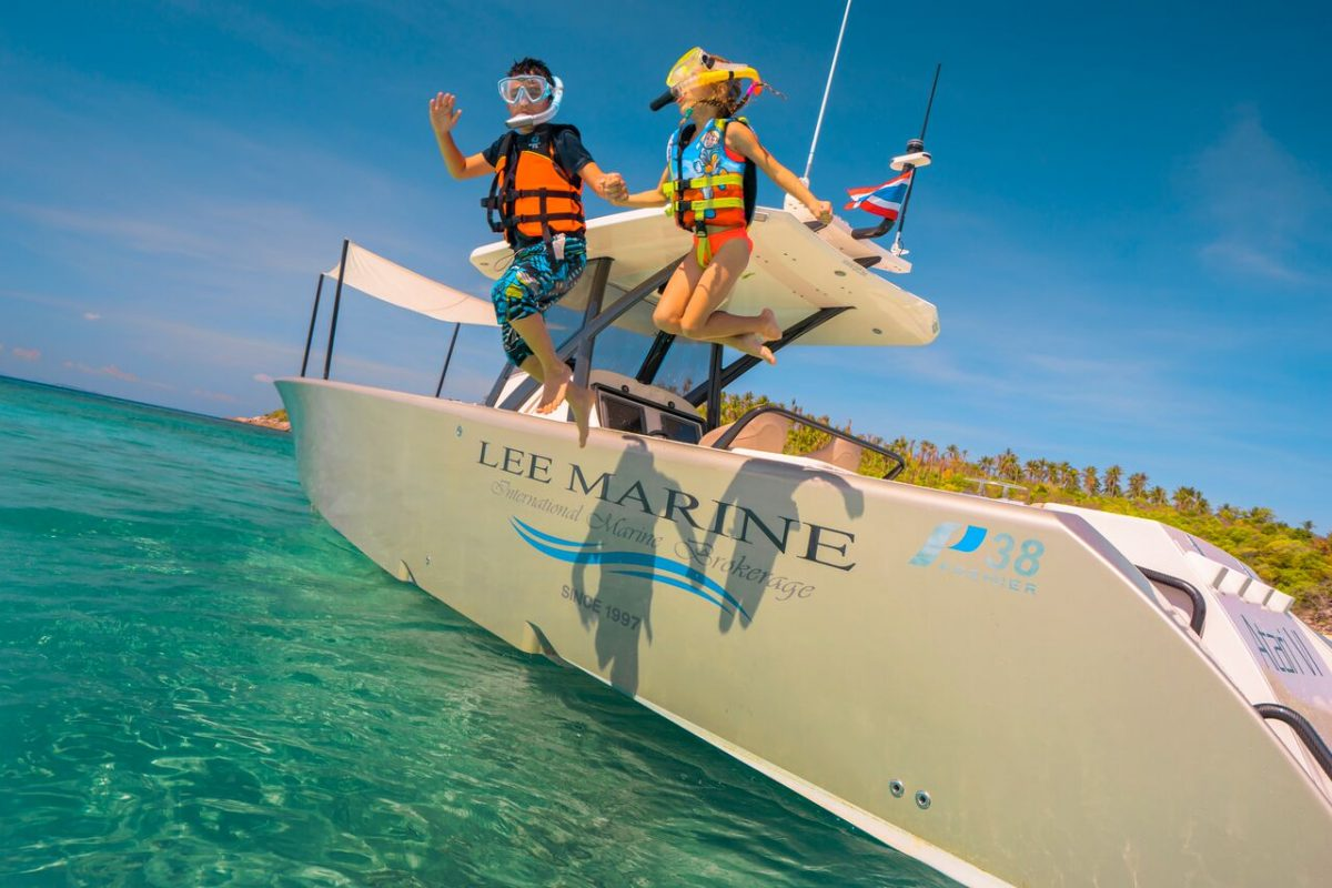 Top 10 Attractions at the Thailand Yacht Show