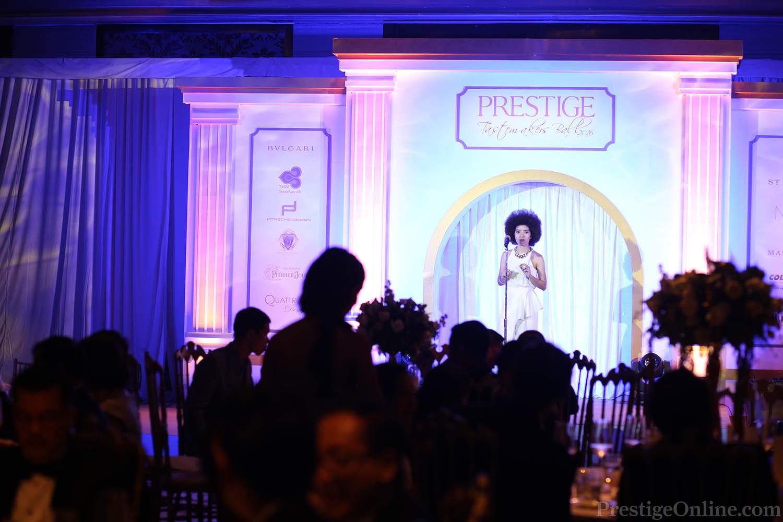Prestige Tastemakers Ball Galleries