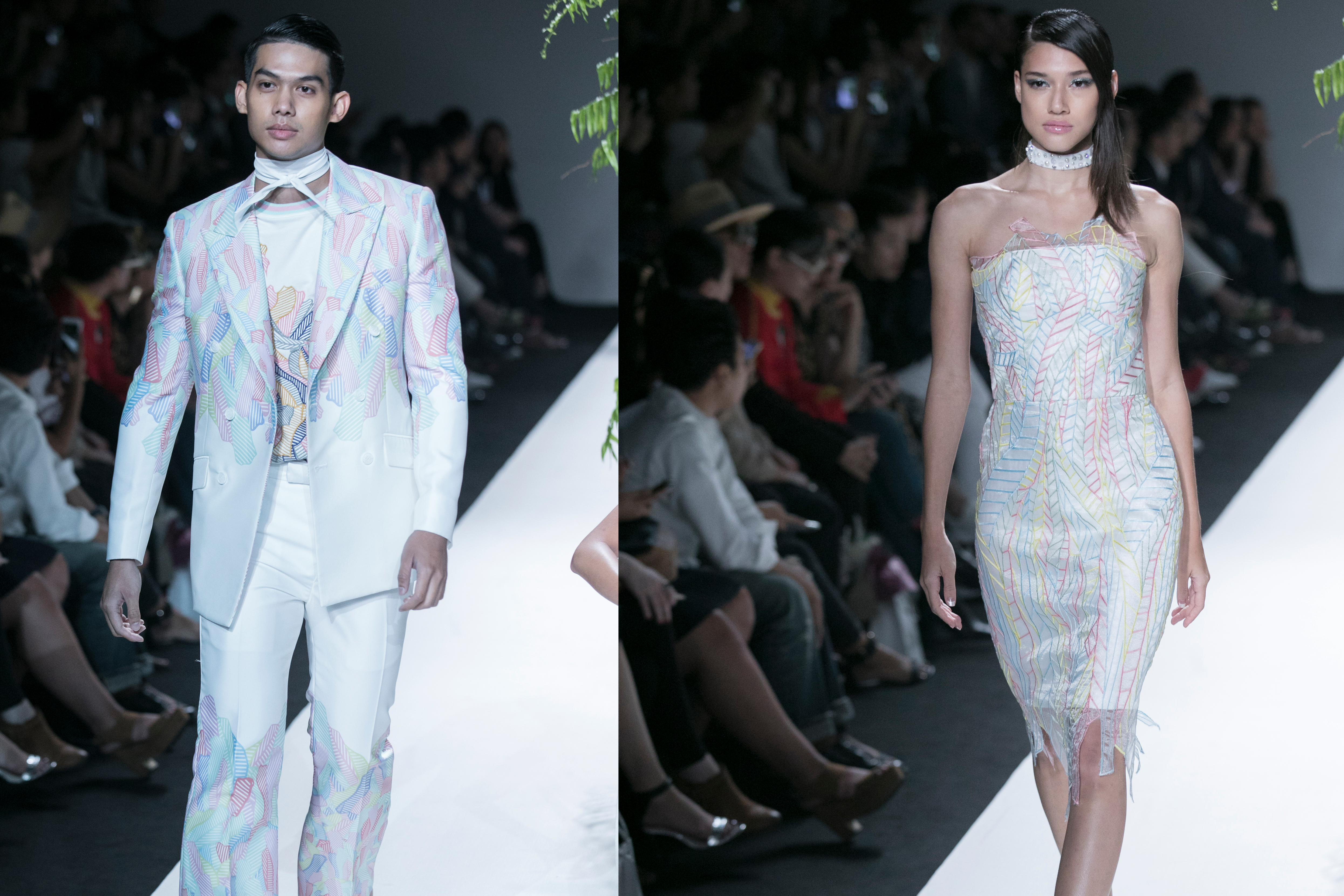 Bangkok International Fashion Week 2017: Tube Gallery