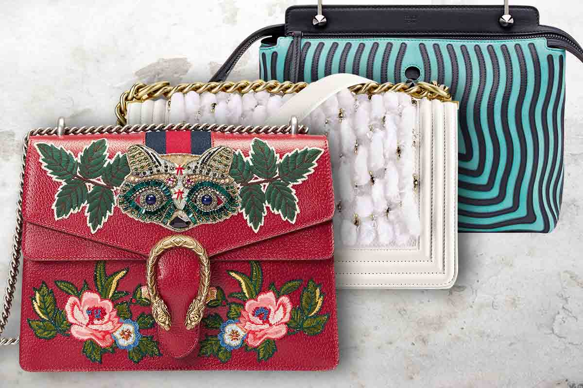 Top 12 It Bags We Want This Year