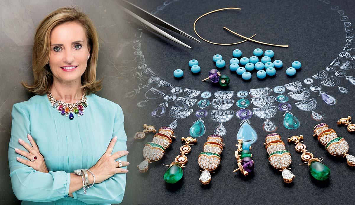 The Woman Behind Bulgari's High Jewellery