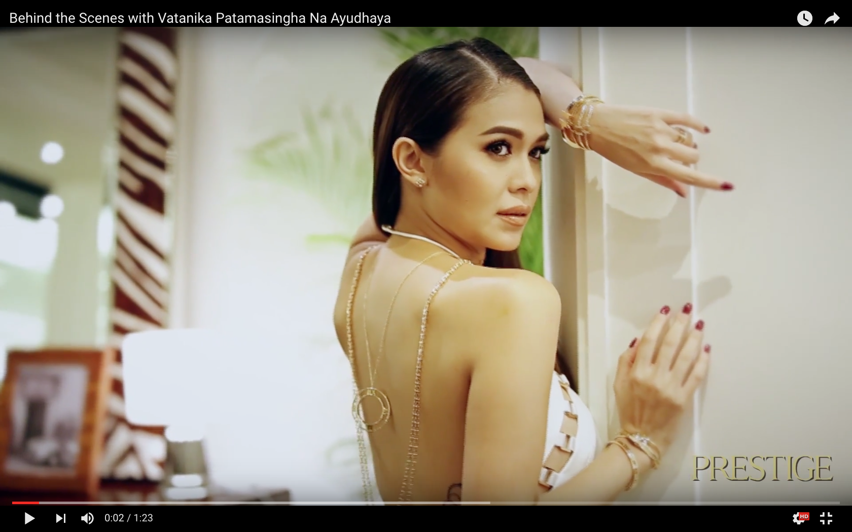 [VIDEO] Behind the Scenes with Vatanika Patamasingha