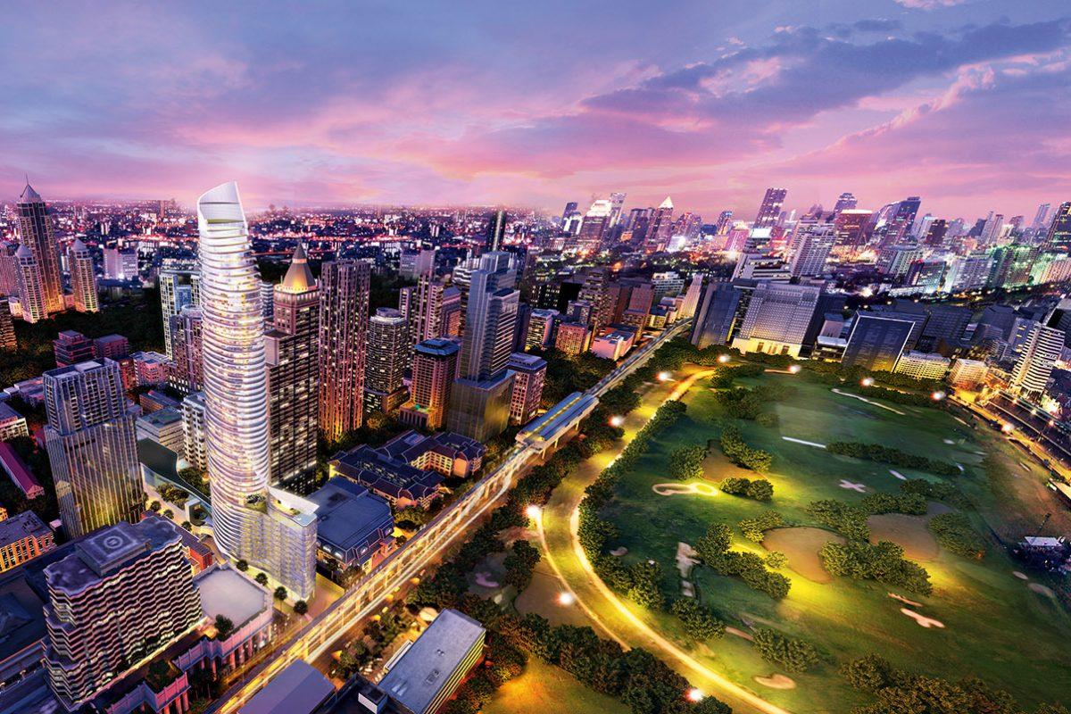 Bangkok's Luxury Property Boom