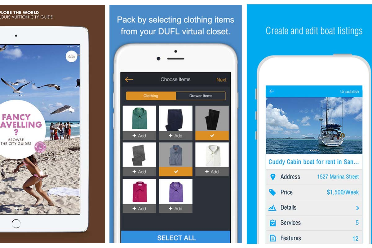 6 Must-Have Luxury Travel Apps for 2017