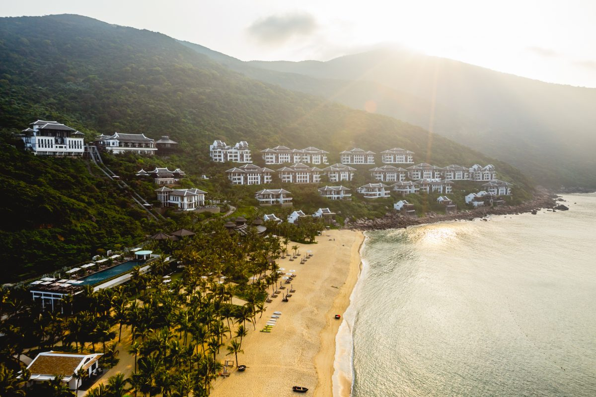 Intercontinental Danang: Secluded Paradise