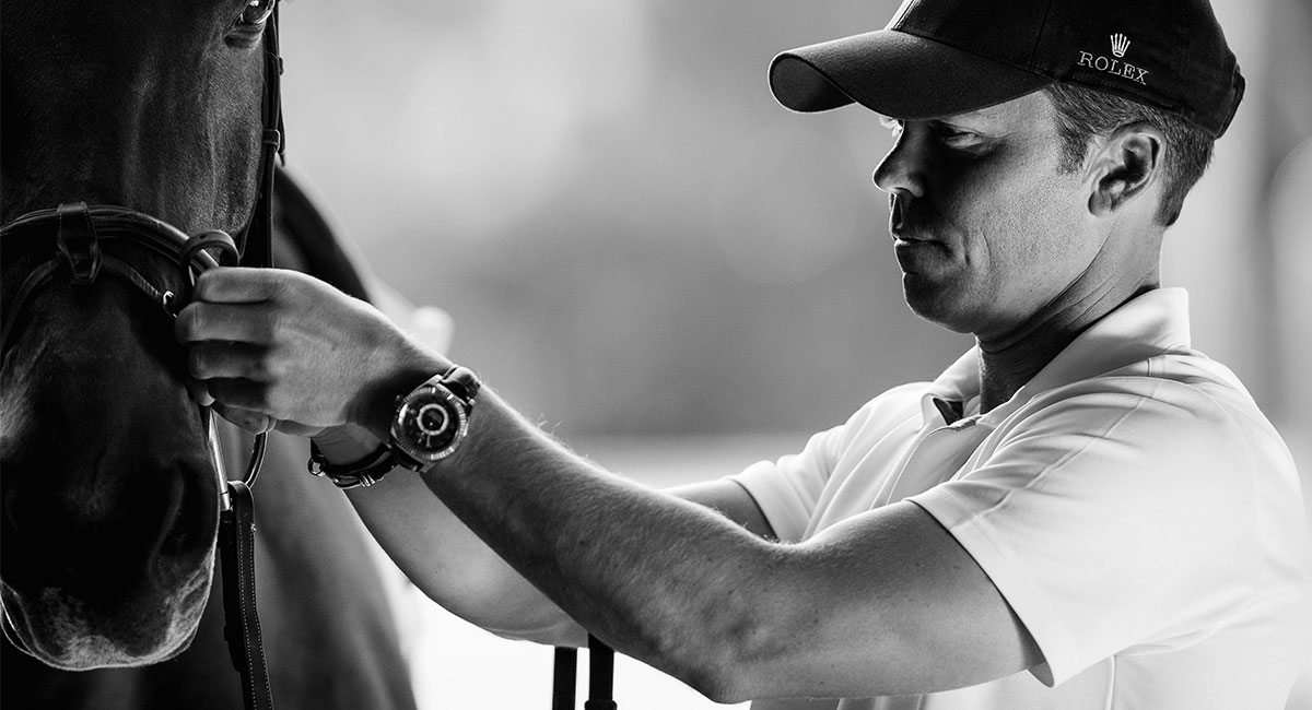 Rolex Testimonee Kent Farrington and His Iconic Show Jumping Career