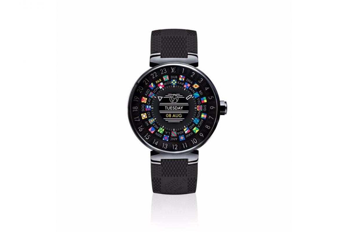 Louis Vuitton Goes in on Wearable Tech