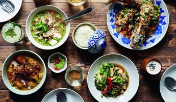 John Chantarasak; Signature dishes; PrestigeOnline