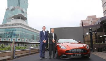 ASTON MARTIN發表最新DB11車款