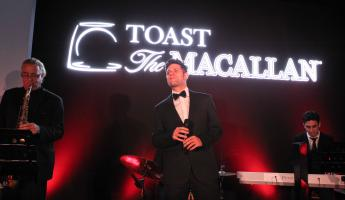 Toast The Macallan活動
