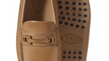 經典TOD'S豆豆鞋
