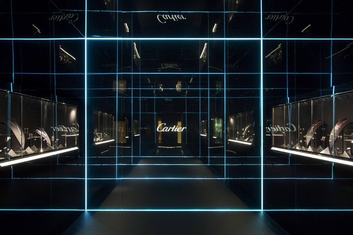 璀璨現場:《Cartier Magicien》頂級珠寶展