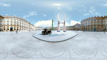 CHAUMET虛擬旅程體驗