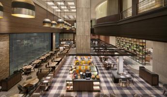 新加坡盛貿酒店轉型成的今旅酒店(Hotel Jen)
