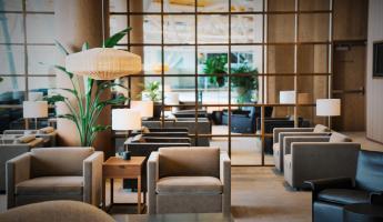 國泰航空於溫哥華國際機場的全新貴賓室正式開幕