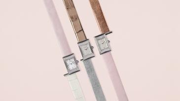 BOUCHERON REFLET腕錶錶帶推出8款紀念新色