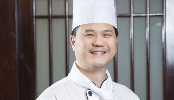 成都香格里拉大酒店川香灶餐廳主廚彭勇