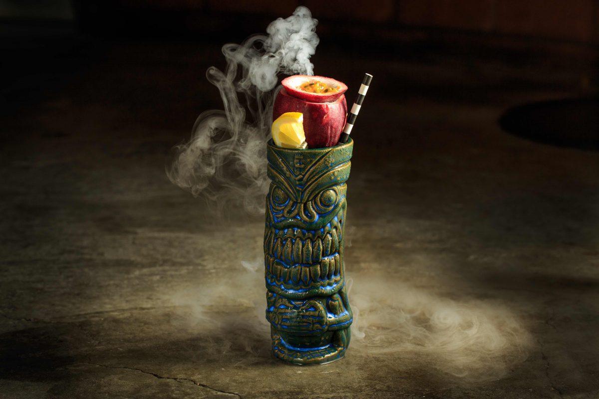 魔幻熱帶 – Tiki雞尾酒