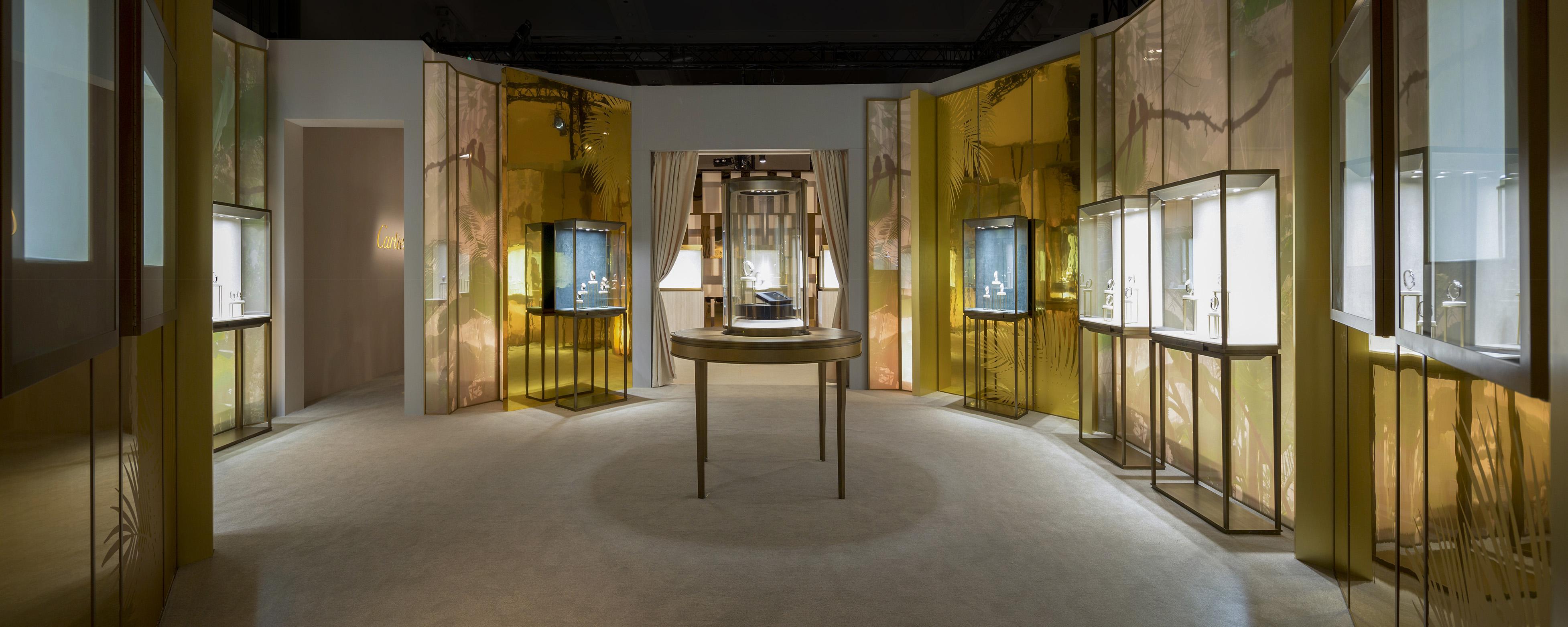 Cartier「珍稀.時刻」錶展奢華登臺