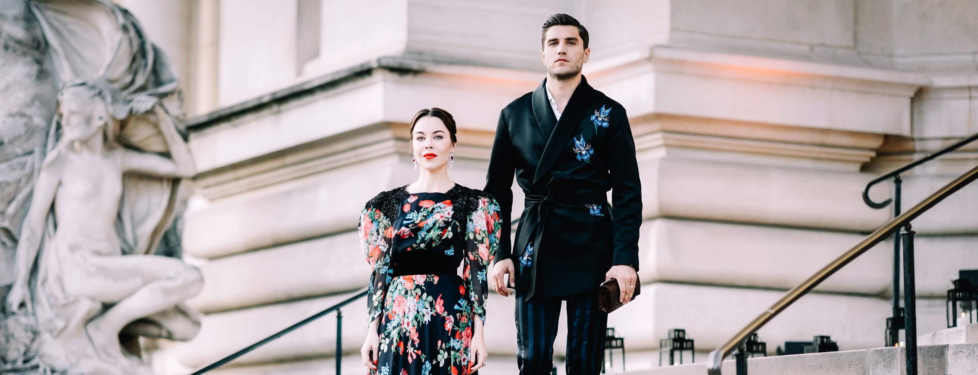 Ulyana Sergeenko is Leading Russian Style