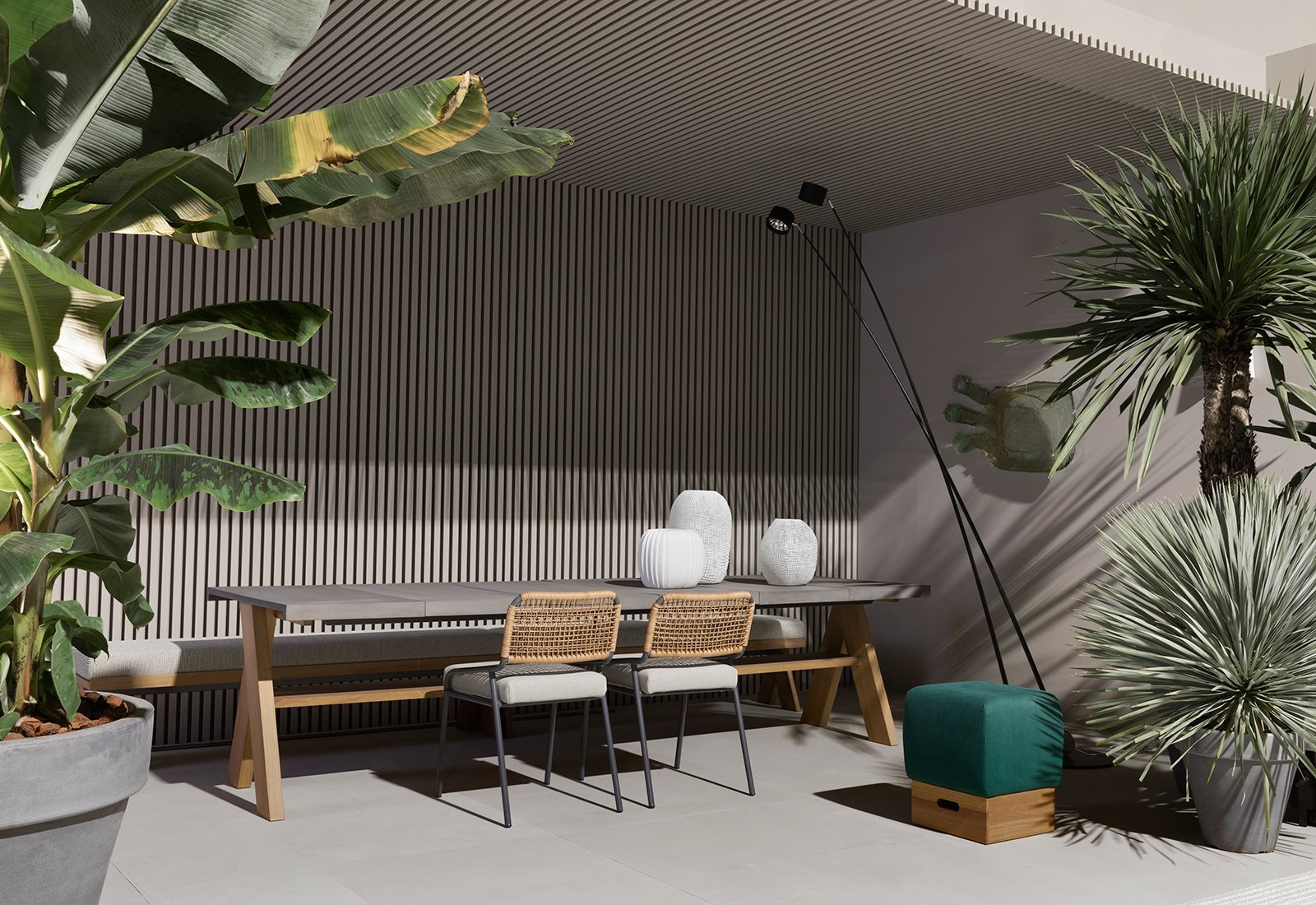 Meridiani introduces the Blend collection