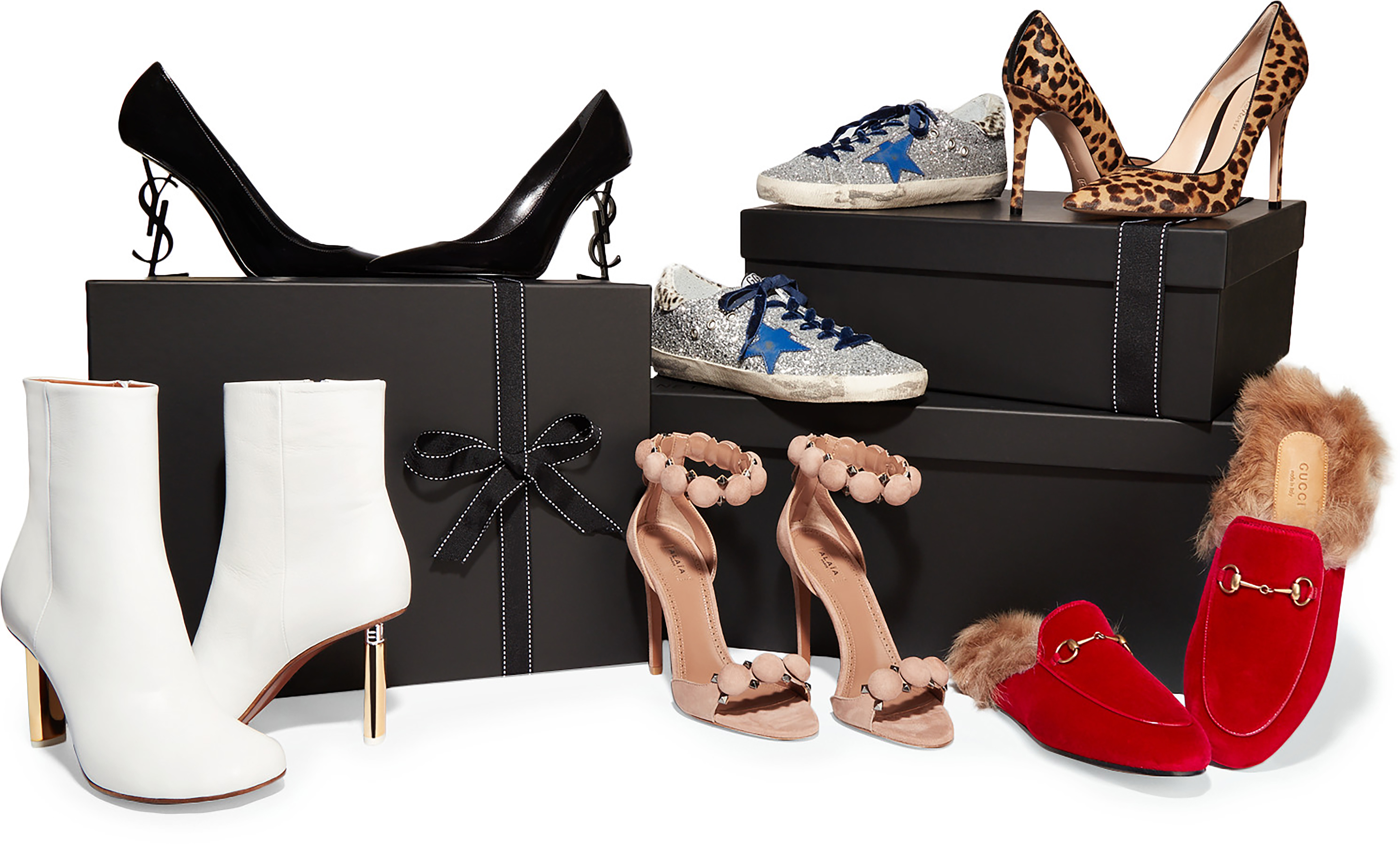 Net-a-Porter.com launches holiday kits and fantasy gifts