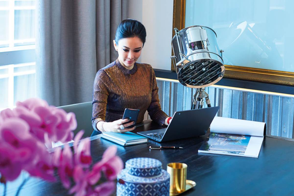 LG SIGNATURE Special – Daphne Teo on the ideal space for work