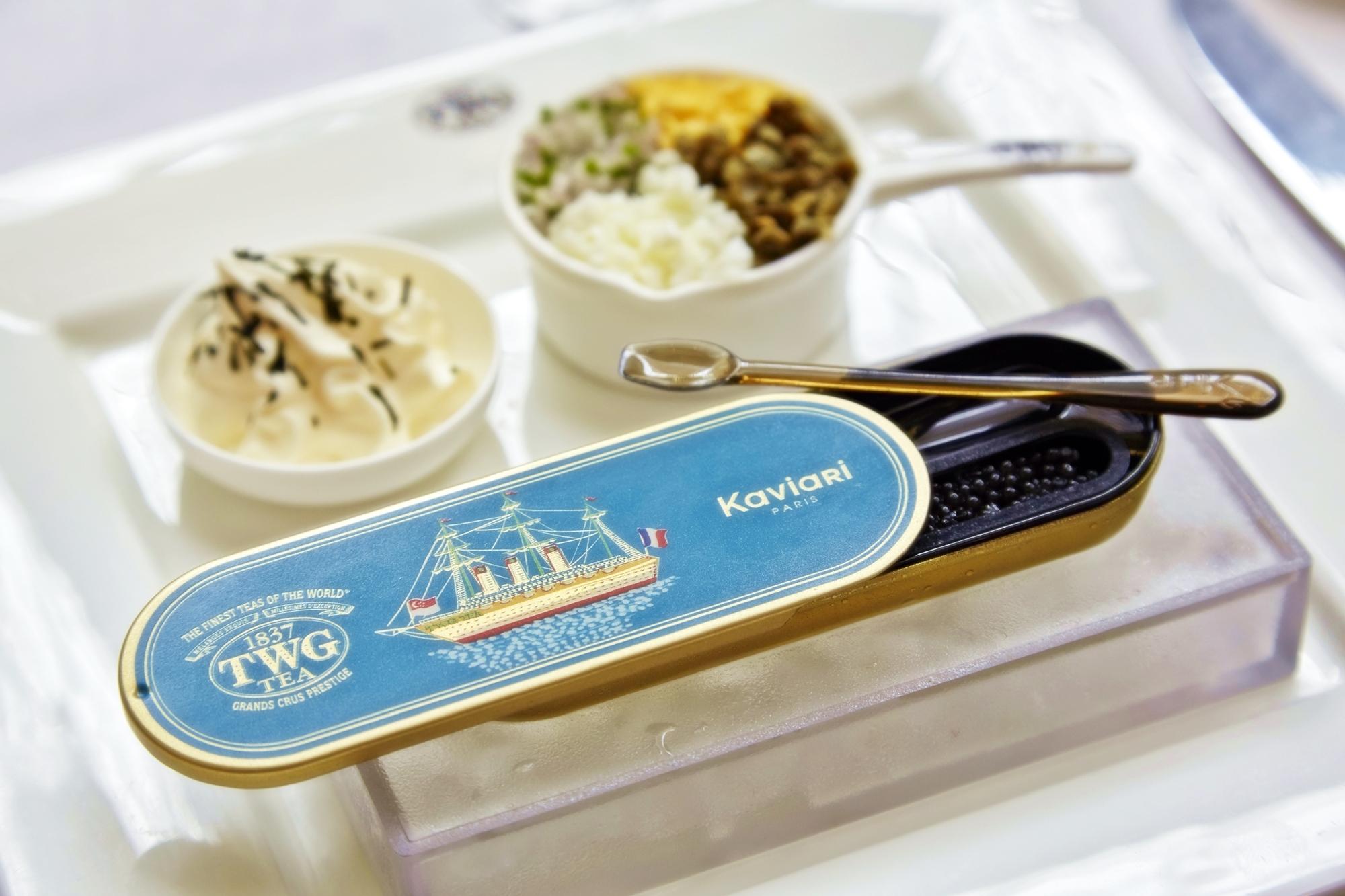 Keep Calm and Caviar On: TWG Tea Now Offers Caviar On The Menu