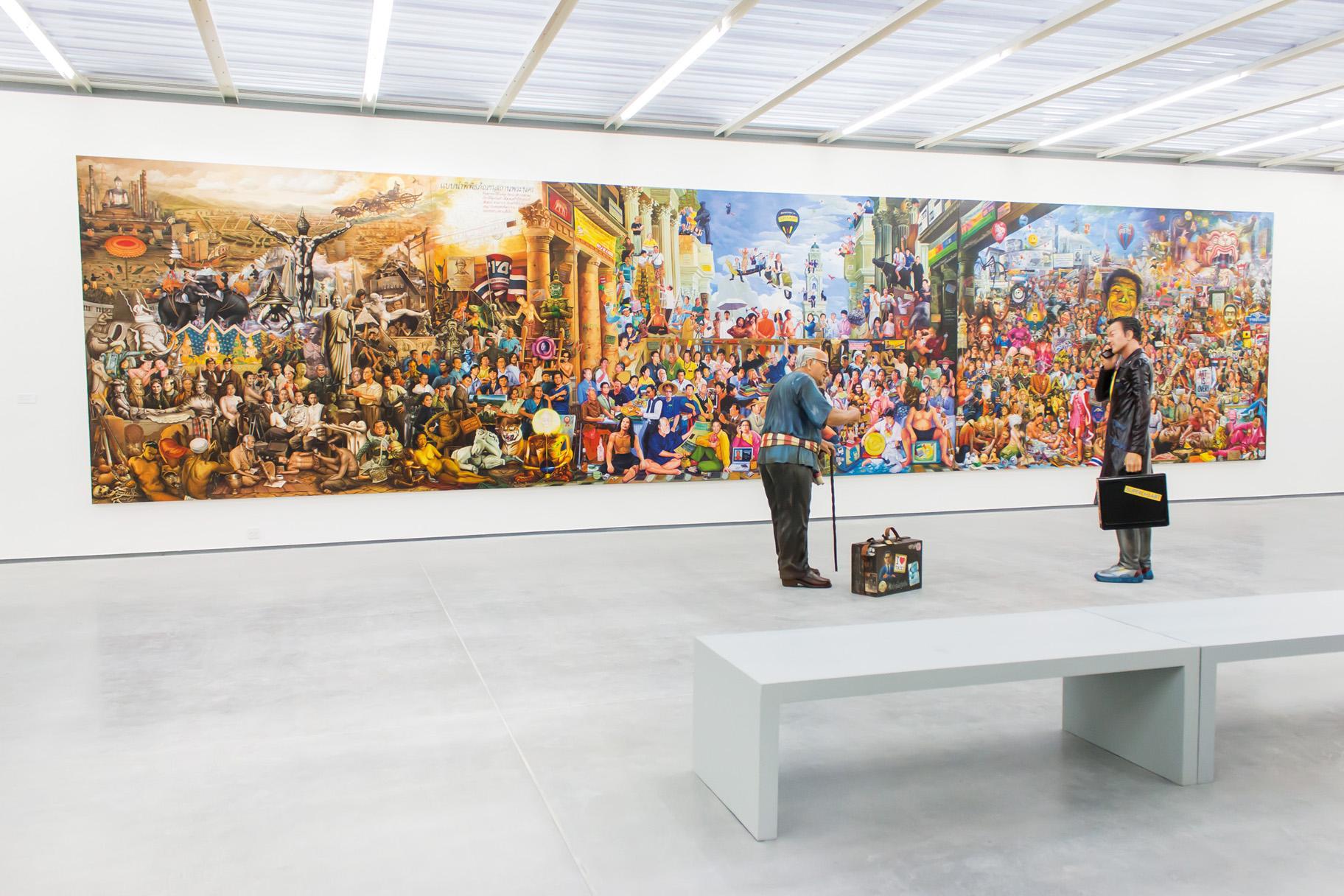 Thailand's rising contemporary art scene