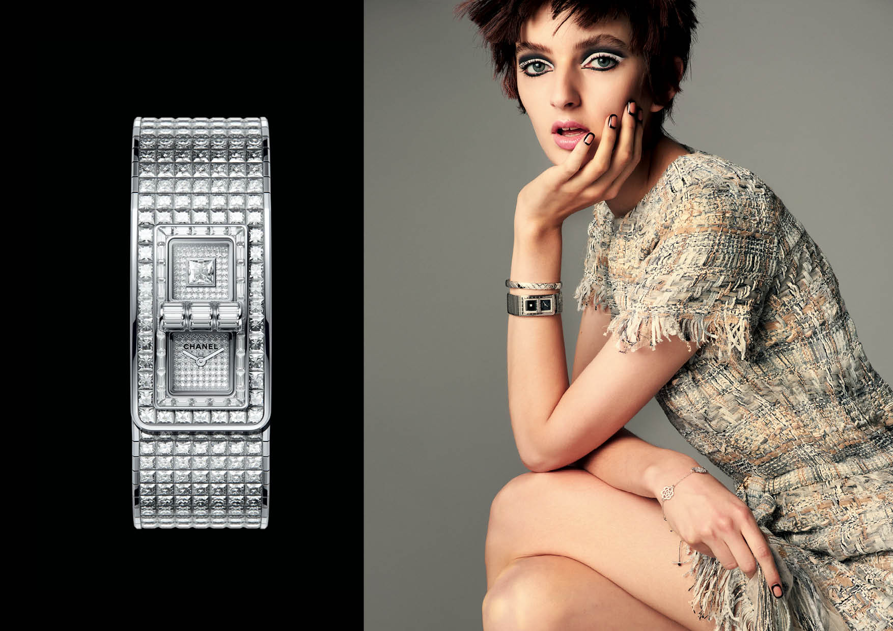 Code Coco: The most Chanel watch ever designed